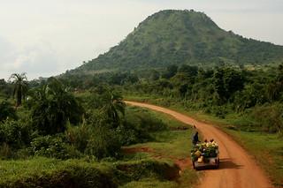 Road trip-Kibale