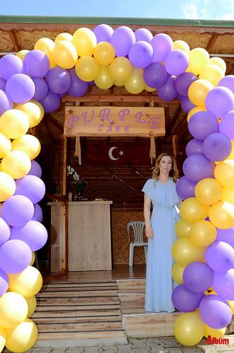Purple Cafe'ye renkli açılış-8