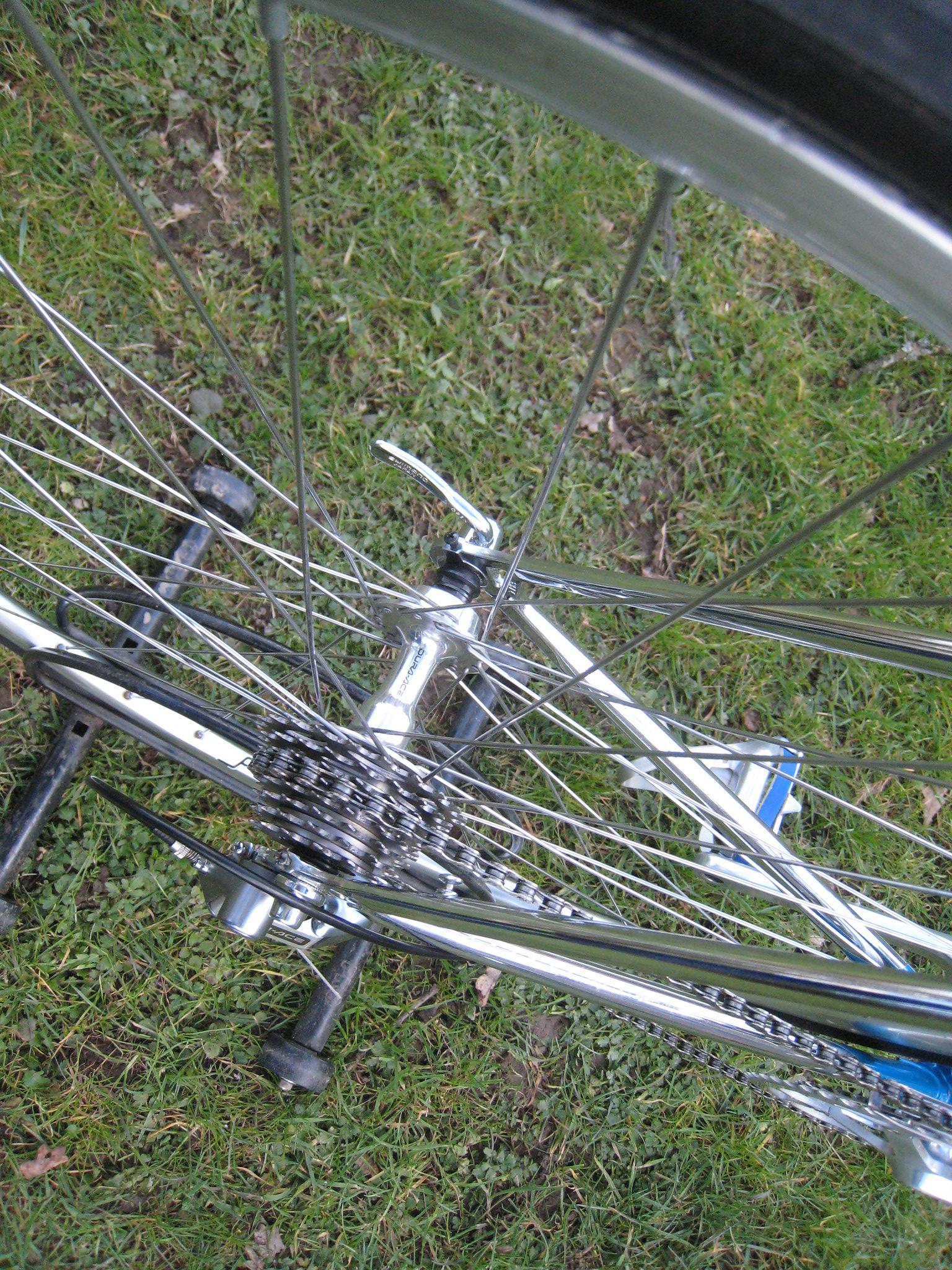 Cinelli Super Corsa. Une semaine un vélo. 40765372792_42a2d59809_k
