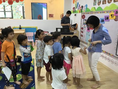 MindChamps PreSchool @ Raffles Town Cub