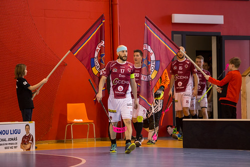 4. čtvrtfinále - ACEMA Sparta Praha vs. FbŠ Bohemians