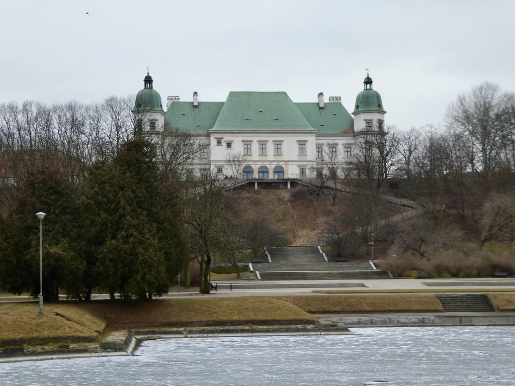 Ujazdowski Castle, Warsaw