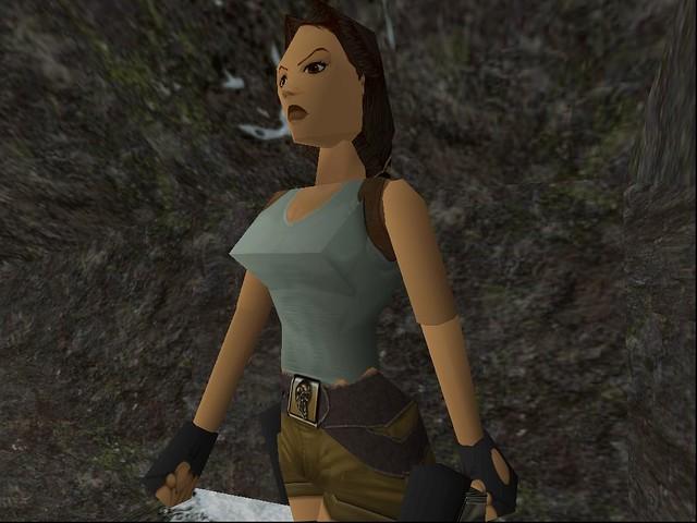 Lara Croft 1996