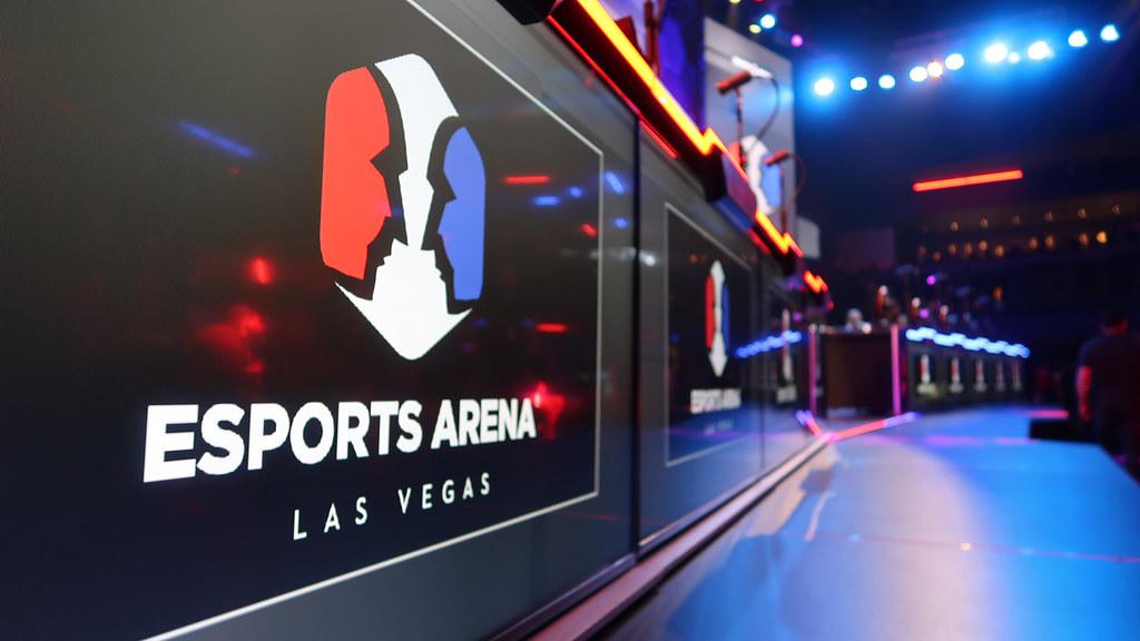 Esports Arena Las Vegas