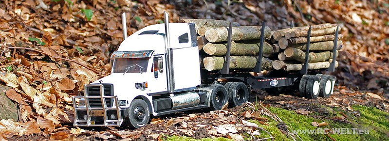 Logging Trailer
