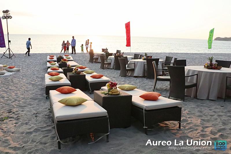 Aureo La Union 35
