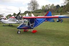 G-CCWZ Raj Hamsa X Air [BMAA HB 380] Popham 020509