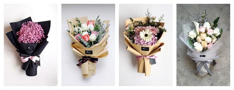 florist malaysia 50 g