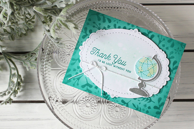 LizzieJones_PapertreyInk_March2018_Glorious Globes_Lost_Without_You_Card_1