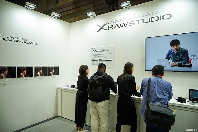 【CP+ 2018】Fujifilm X-H1 | 14
