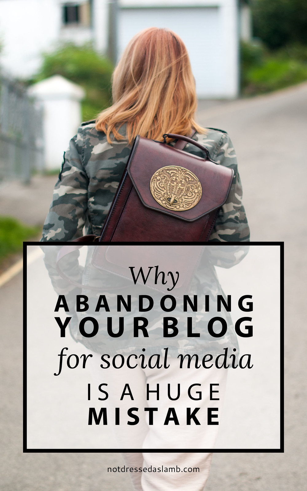 Why You Should Not Abandon Your Blog for Social Media - it's a Huge Mistake | Blogging Tips 101