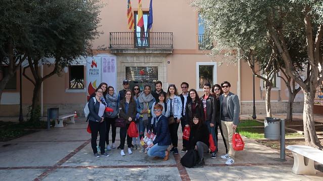 Programa ON FIRE 2018: Visita Museo Fallero + Paella Na Jordana