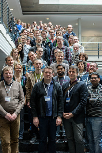 Galaxy User Conference - Freiburg - 2018 - Day 2
