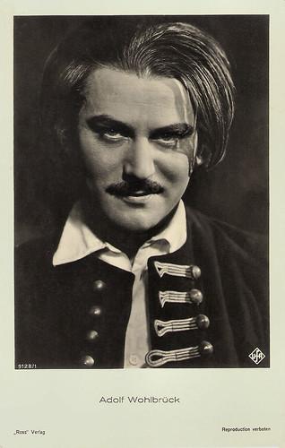 Anton Walbrook (Adolf Wohlbrück) in Zigeunerbaron (1935)