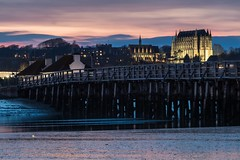 Shoreham Tollbridge & Lancing College