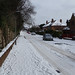 Snow in Beeston