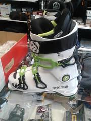 Allmountinove lyzarske boty k2 pinacle100 - titulní fotka