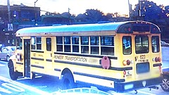 2006 IC CE300, Pioneer Transportation Corp, Bus#623, (Former Atlantic Express) Bus#016309