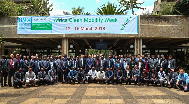Africa Clean Mobility Week