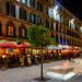 Small photo of Bars at the Plaza de la Merced