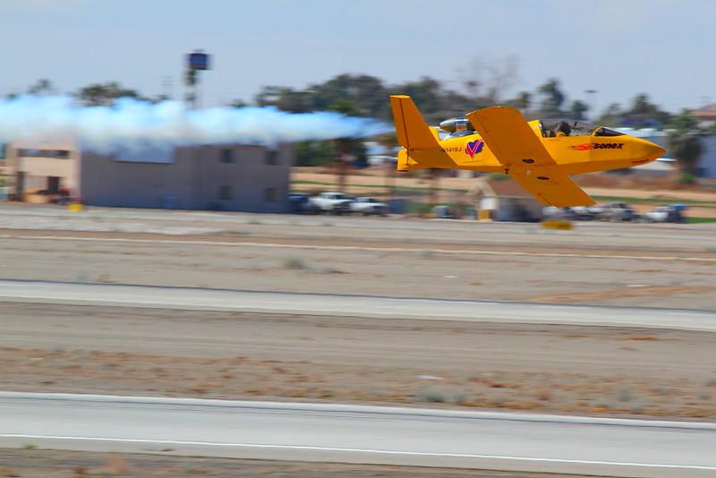 IMG_4085 SubSonex Microjet, MCAS Yuma Air Show