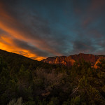 Kolob Sunset