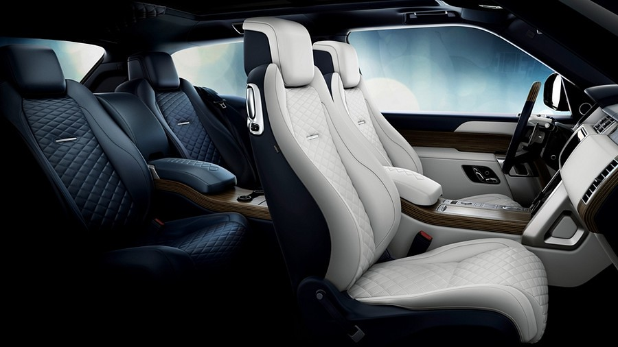 Range Rover SV Coupe 4