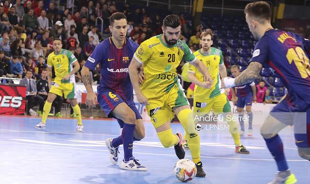 FC Barcelona - Jaén FS