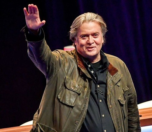 Steve Bannon is 'Fascinated by Mussolini'