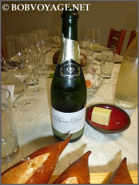 Pierre Peters L'Esprit Blanc de Blancs Champagne Grand Cru 2009