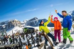 Val di Fassa: revoluce díky nové lanovce na Ciampac a další sněhová překvapení