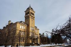 Utah State University by mirsasha https://flic.kr/p/23P2sym http://ift.tt/2tWk7aP