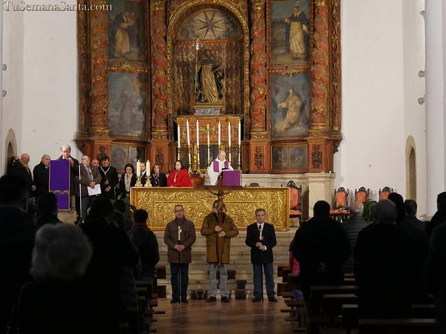 Vía Crucis de la Unión de Cofradías