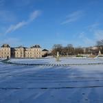 Jardin du Luxembourg Paris 06 근처 의 이미지. paris neige snow jardin jardinduluxembourg palaisduluxembourg