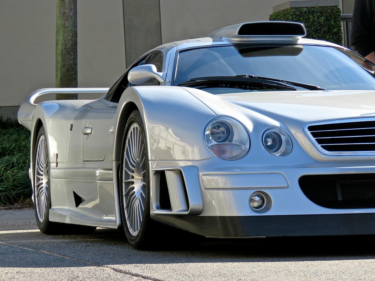 Mercedes CLK GTR Amelia 16
