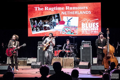 The Ragtime Rumours @ EBC 2018