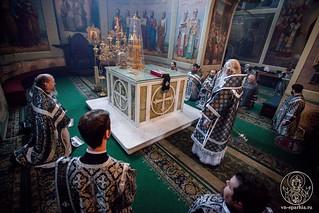 Литургия Преждеосвященных Даров 170