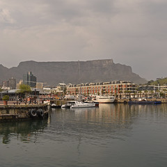South Africa - Cape Town - V&A Waterfront