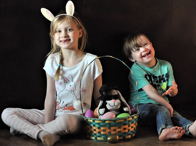 Chick in a Basket - A Fun & Rewarding Easter Tradition for Kids