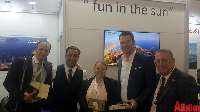 Alanya Turizm Tanıtma Vakfı Almanya'da düzenlenen dünyanın en önemli seyahat fuarı ITB- Mehmet Dahaoğlu- ALTAV- Turizmin can damarı GZP-2