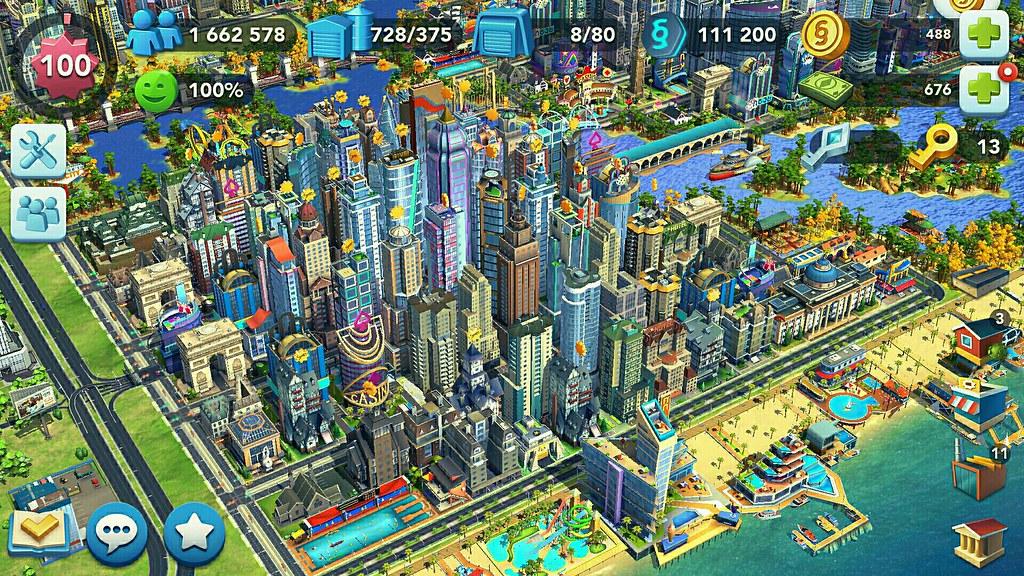 Simcity Builditapk android, pc et ios
