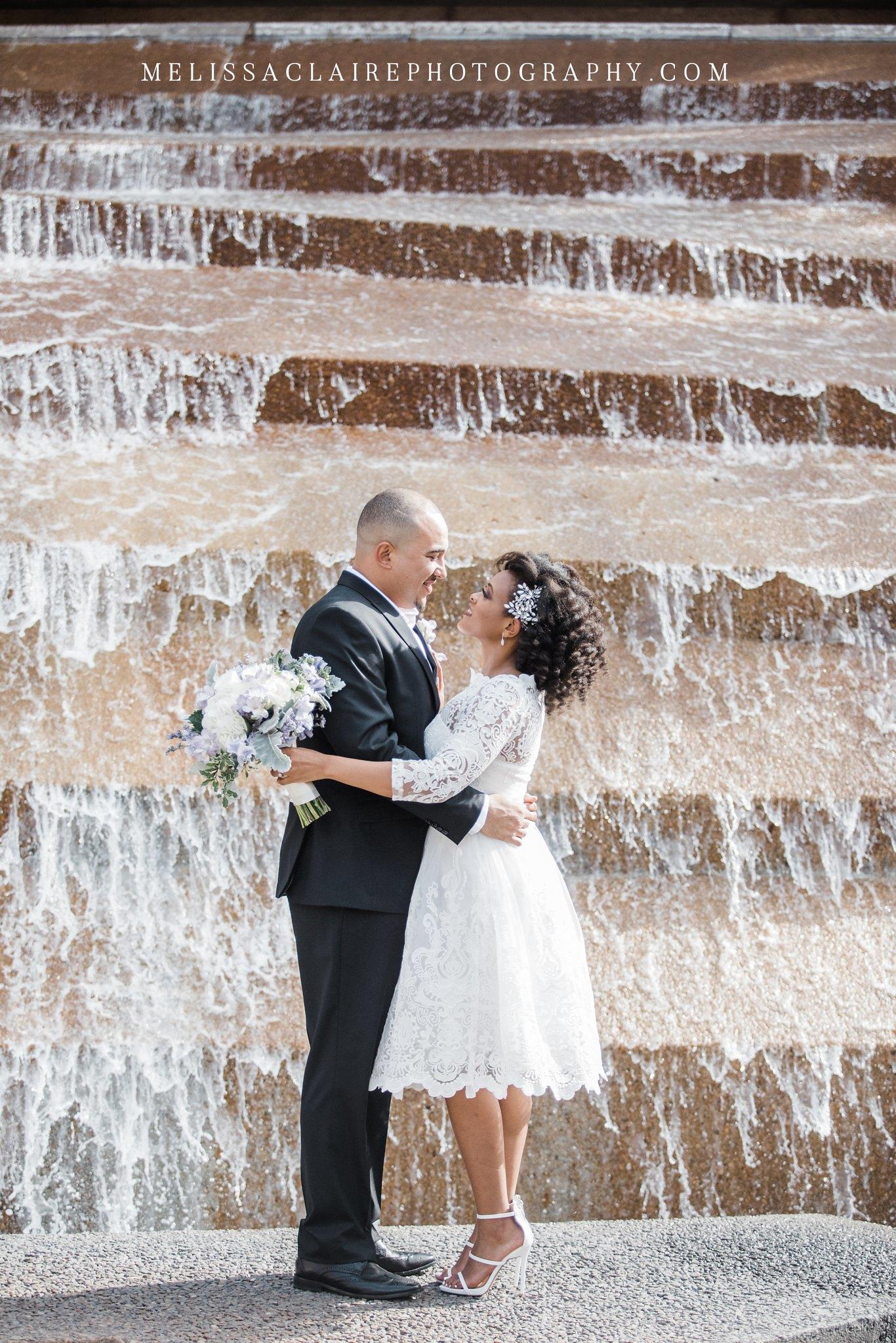 Fort Worth Water Gardens Photos