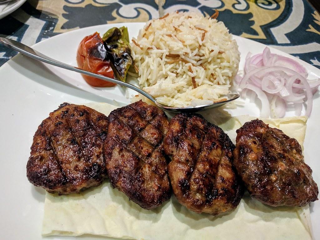 巴基斯坦拉蕊魯米餐廳 - Sultanahmet Köftesi