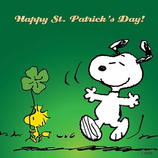 snoopystpatrickday