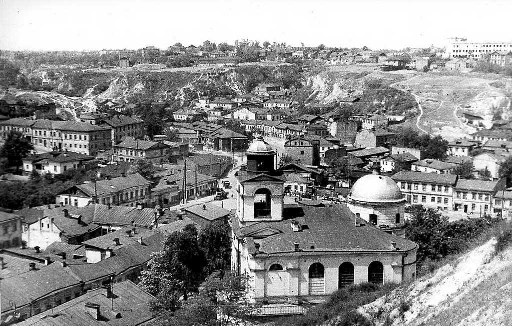 Крестовоздвиженская церковь, 1946 год