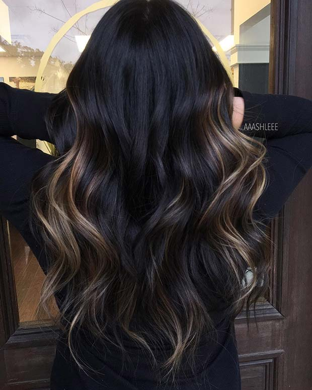 33 Beautiful Hair Color Ideas To Copy In 2018 Fashion 2d