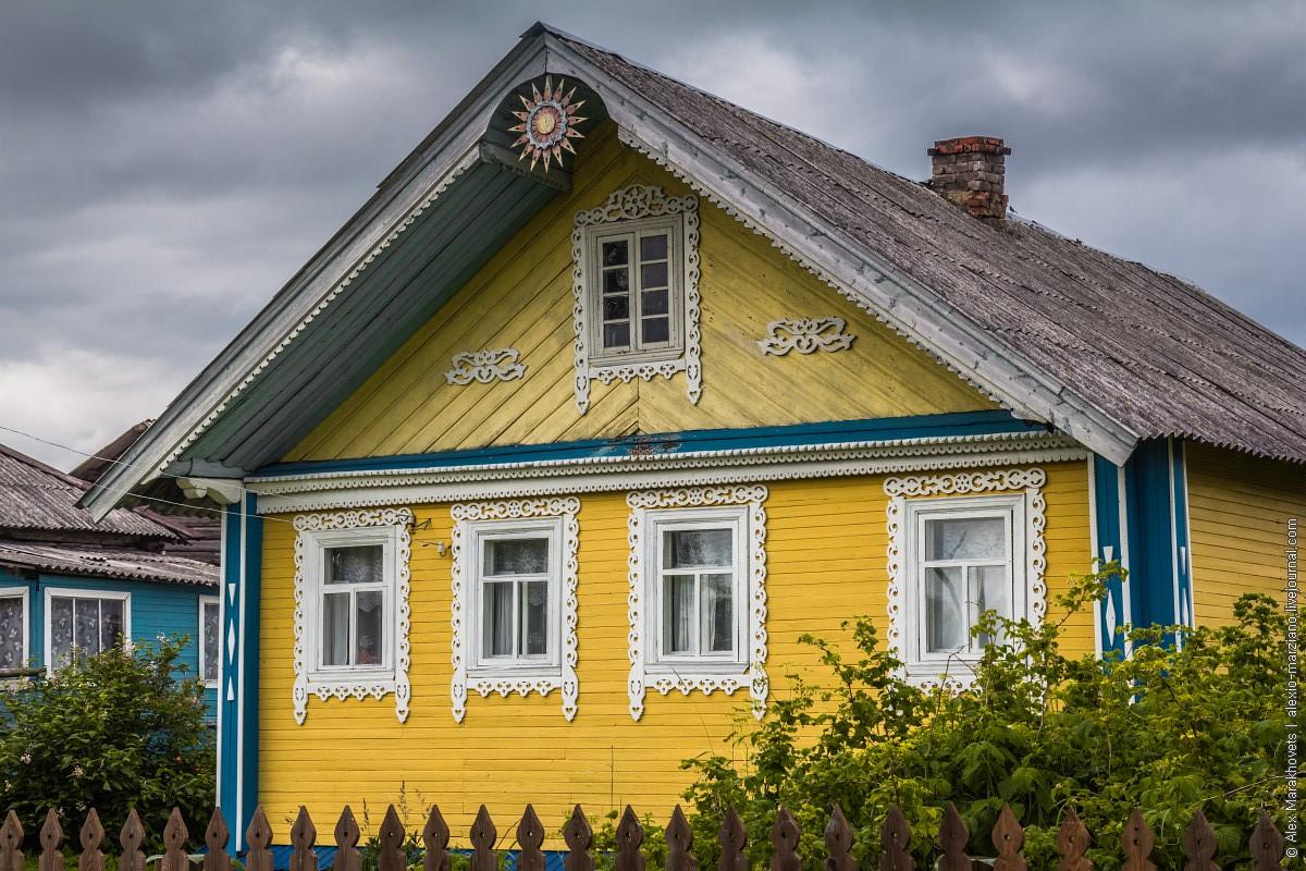 Кенозеро, Вершинино, Усть-поча
