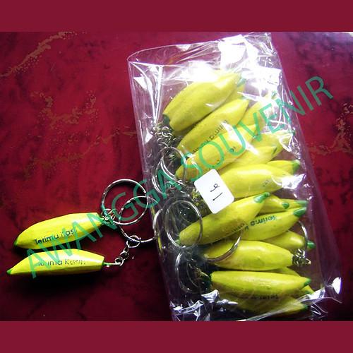 ganci kayu pisang