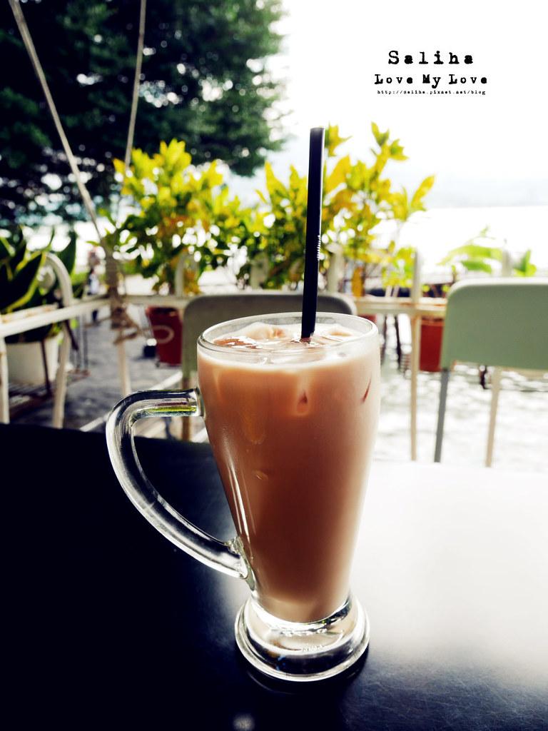 淡水老街景觀餐廳Pescador Cafe 漁夫先生 (13)