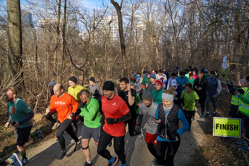 Run Reports | Roosevelt Island DC parkrun